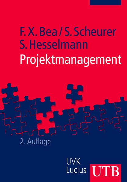 Projektmanagement - Coverbild