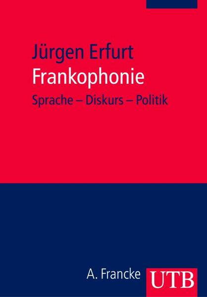 Frankophonie - Coverbild