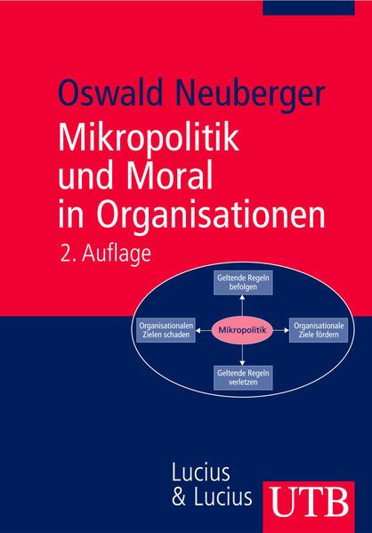 Mikropolitik und Moral in Organisationen