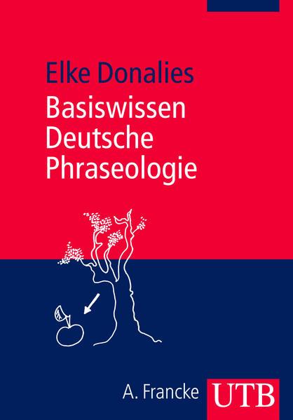 Basiswissen Deutsche Phraseologie - Coverbild