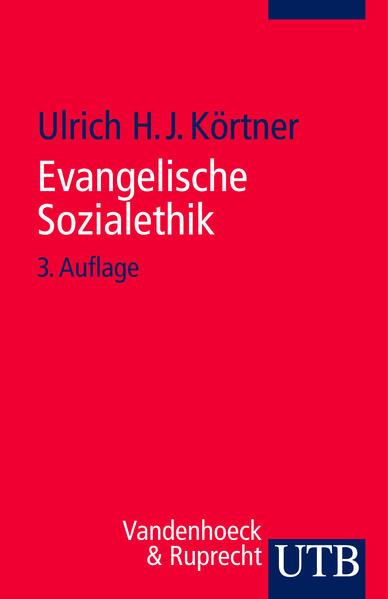 Evangelische Sozialethik - Coverbild
