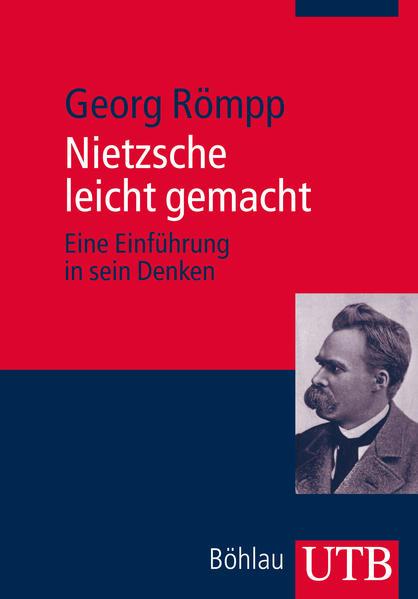Nietzsche leicht gemacht - Coverbild