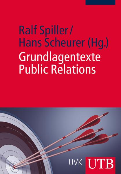 Grundlagentexte Public Relations - Coverbild