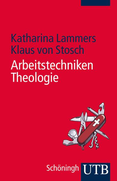 Arbeitstechniken Theologie - Coverbild