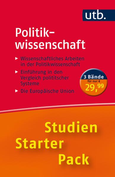 Studien-Starter-Pack Politikwissenschaft - Coverbild