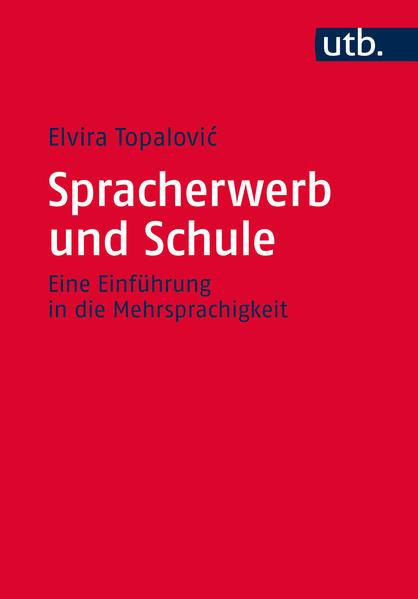 Spracherwerb und Schule - Coverbild