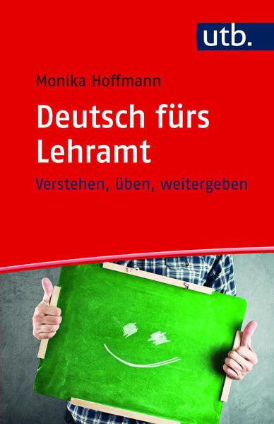 Deutsch fürs Lehramt - Coverbild