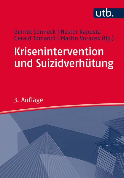 Krisenintervention und Suizidverhütung - Coverbild
