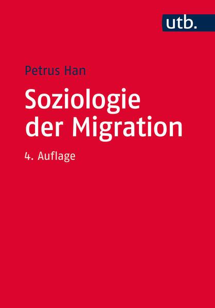 Soziologie der Migration - Coverbild