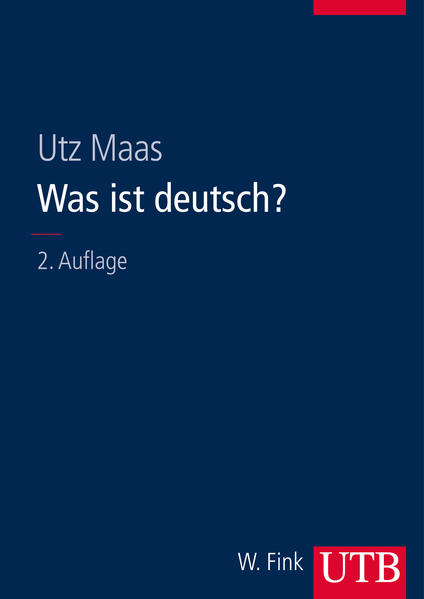 Was ist deutsch? - Coverbild