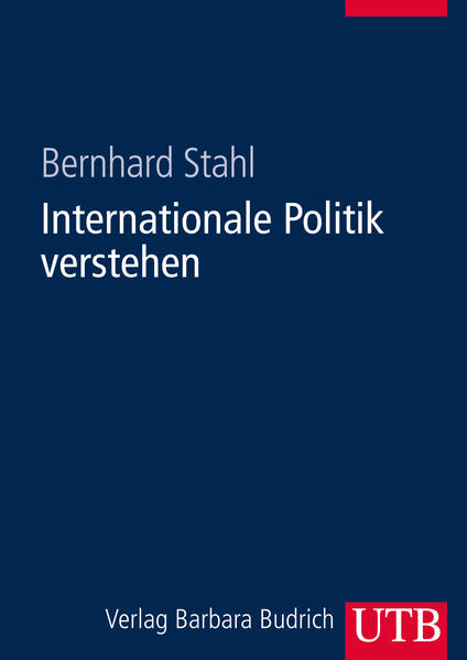 Internationale Politik verstehen - Coverbild