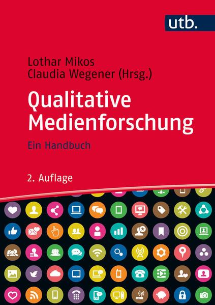 Qualitative Medienforschung - Coverbild