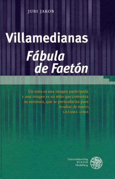 Villamedianas 'Fábula de Faetón' Laden Sie Das Kostenlose PDF Herunter