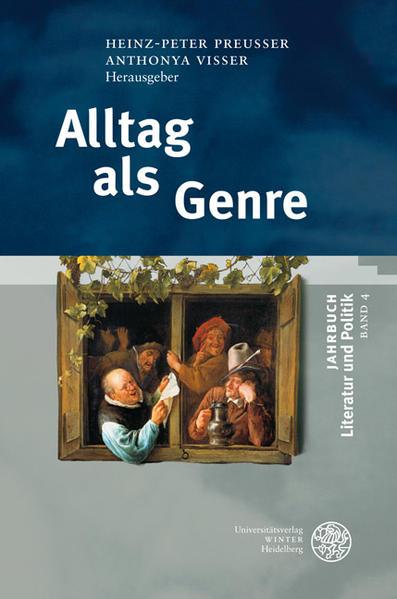 Alltag als Genre PDF Herunterladen