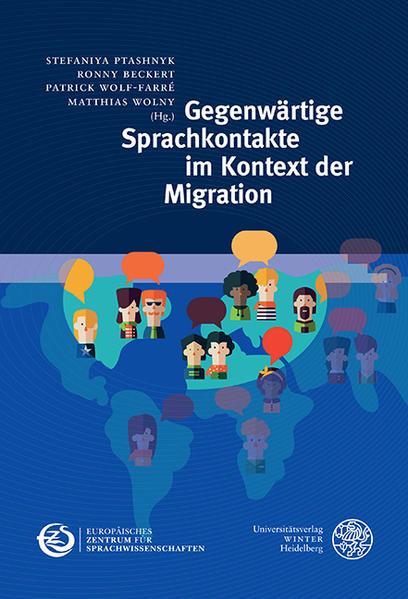 Gegenwärtige Sprachkontakte im Kontext der Migration - Coverbild