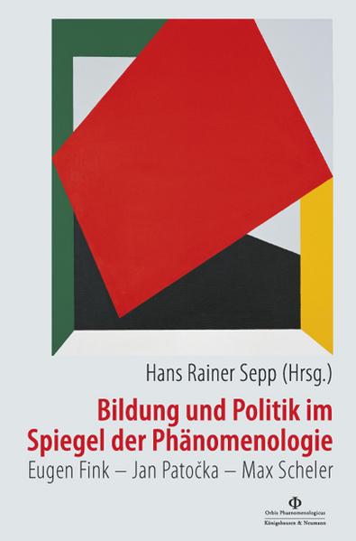 Bildung und Politik im Spiegel der Phänomenologie - Coverbild