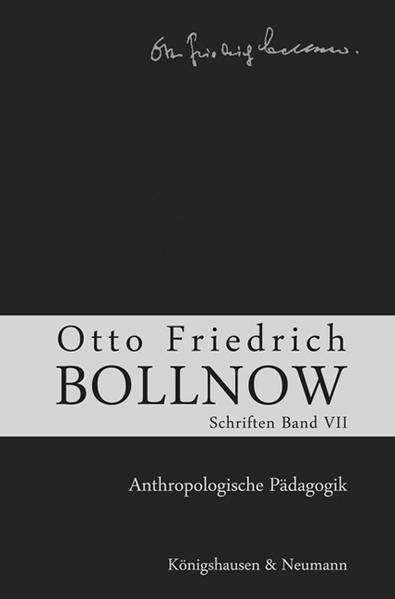 Otto Friedrich Bollnow: Schriften Epub Kostenloser Download