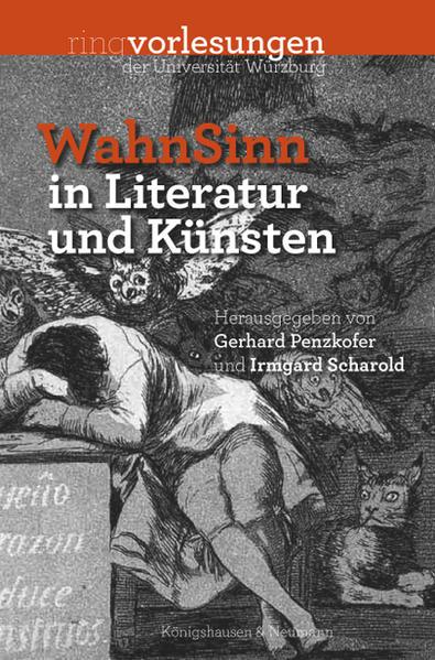 Wahn'Sinn in Literatur und Künsten - Coverbild