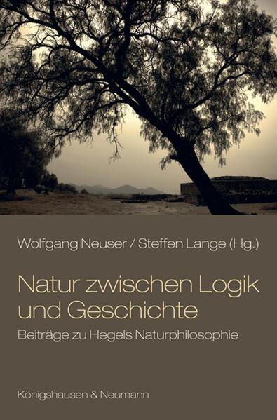 Natur zwischen Logik und Geschichte - Coverbild