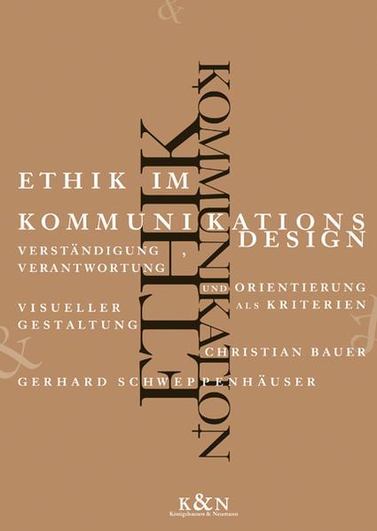 Ethik im Kommunikationsdesign - Coverbild