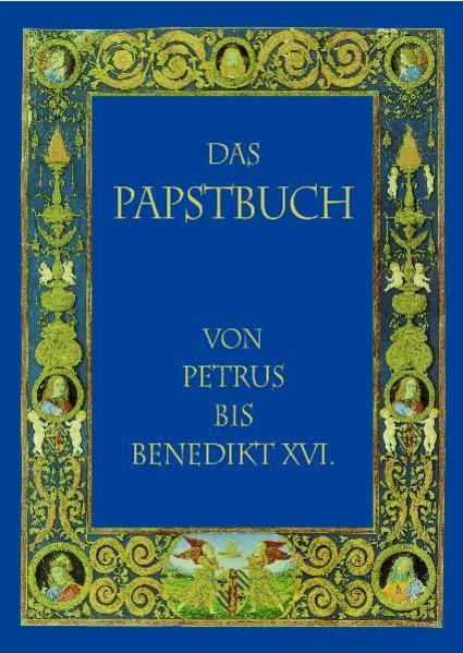 Das Papstbuch - Coverbild