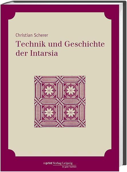 Technik und Geschichte der Intarsia - Coverbild