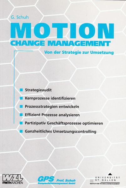 MOTION-CHANGE MANAGEMENT - Coverbild