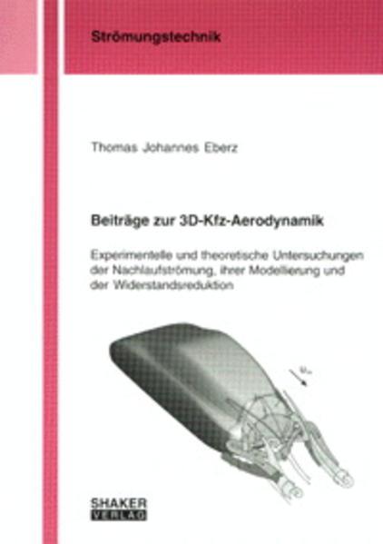Beiträge zur 3D-Kfz-Aerodynamik - Coverbild
