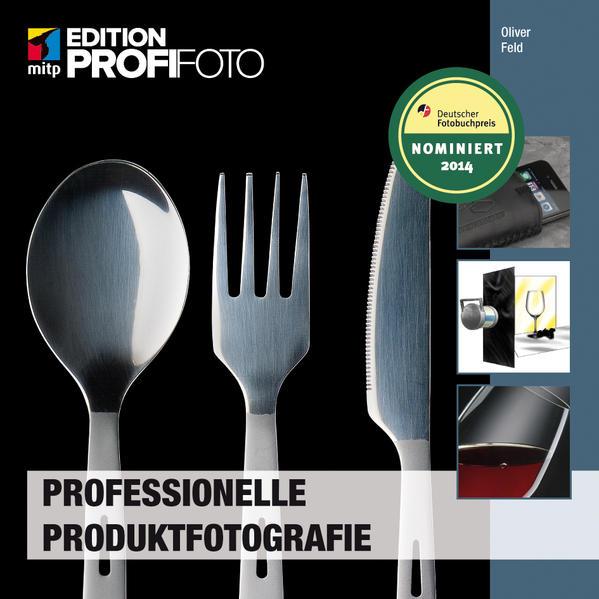 Professionelle Produktfotografie - Coverbild