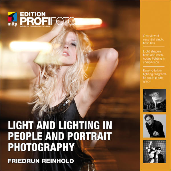 Light and Lighting in People and Portrait Photography - Coverbild