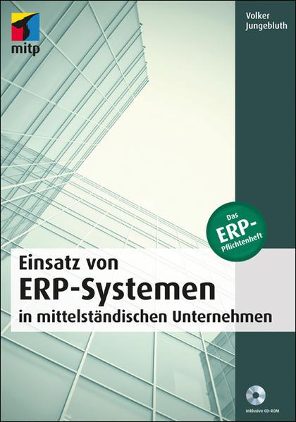 Einsatz von ERP-Systemen in mittelständischen Unternehmen - Coverbild
