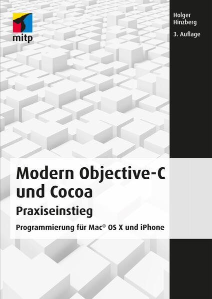 Modern Objective-C und Cocoa - Coverbild