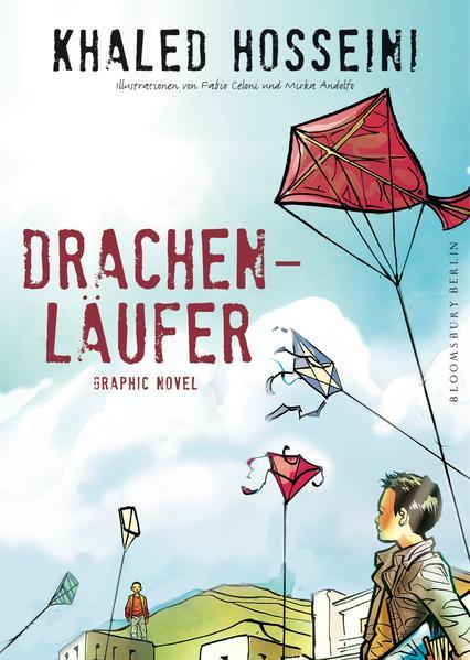 Drachenläufer - Coverbild