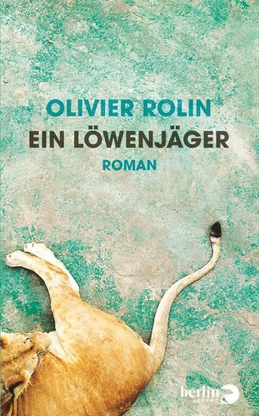 Ein Löwenjäger - Coverbild