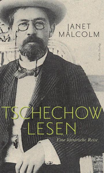 Tschechow lesen - Coverbild