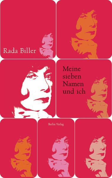 Meine sieben Namen und ich - Coverbild
