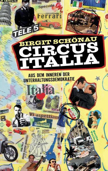 Circus Italia - Coverbild