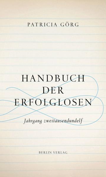 Handbuch der Erfolglosen - Coverbild