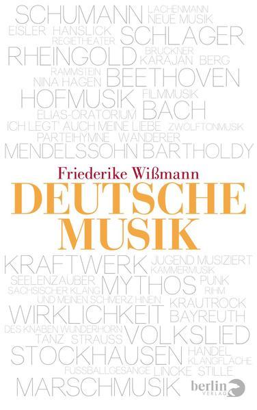 Deutsche Musik - Coverbild
