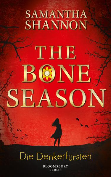 The Bone Season - Die Denkerfürsten - Coverbild