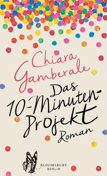Das Zehn-Minuten-Projekt - Coverbild