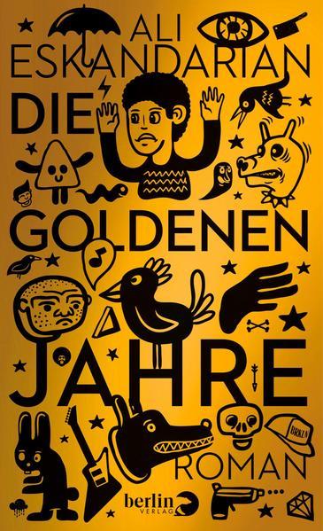Die goldenen Jahre - Coverbild