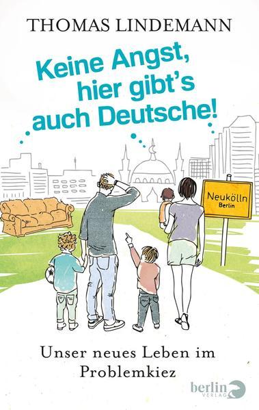 Keine Angst, hier gibt's auch Deutsche! - Coverbild