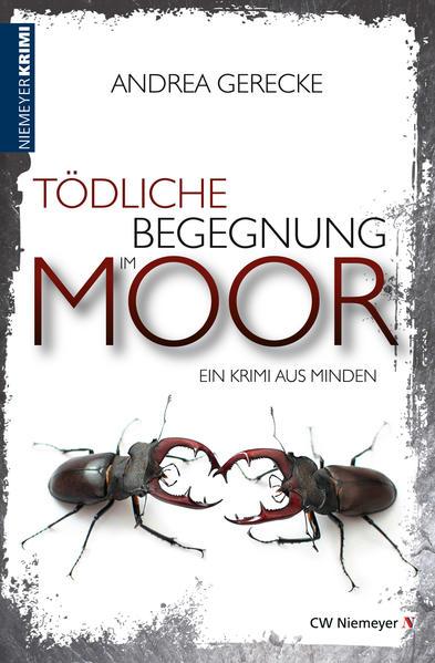 Tödliche Begegnung im Moor - Coverbild