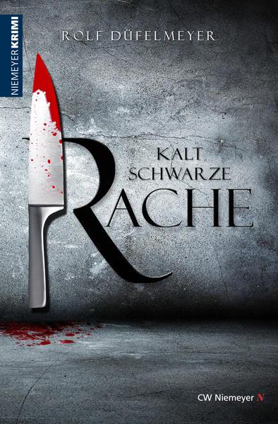 Kaltschwarze Rache - Coverbild