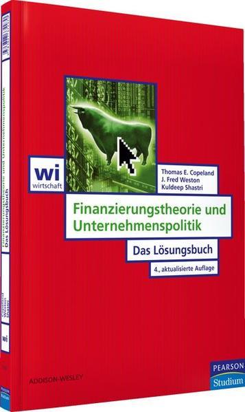 Download PDF Kostenlos Finanzierungstheorie und Unternehmenspolitik