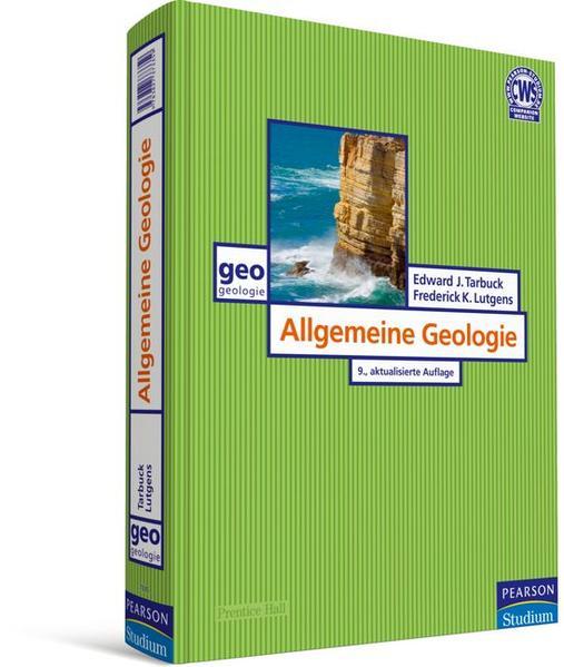 Allgemeine Geologie - Coverbild