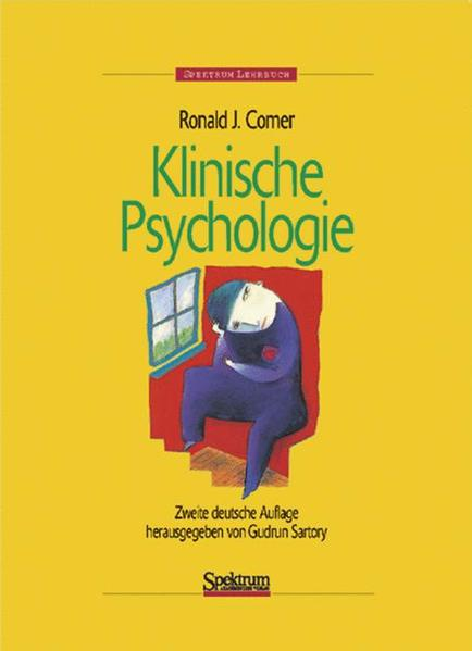 Klinische Psychologie - Coverbild