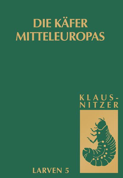 Die Käfer Mitteleuropas, Bd. L5: Polyphaga 4 - Coverbild