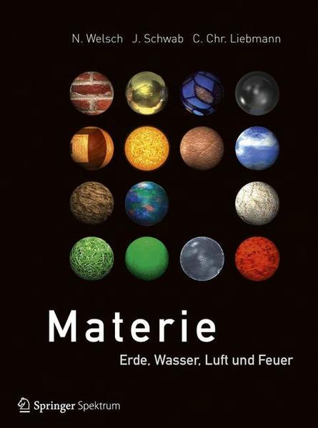 Materie - Coverbild